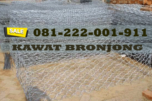 DISTRIBUTOR KAWAT BRONJONG MURAH JAWA TIMUR